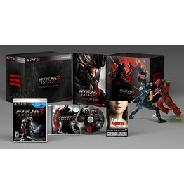 Playstation 3 Ninja Gaiden 3 Collectors Edition (Brand New)
