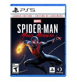 Playstation 5 Spider-Man: Miles Morales Launch Edition (CiB, No DLC)