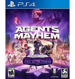 Playstation 4 Agents of Mayhem (CiB)