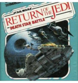 Atari 5200 Star Wars: Return of the Jedi Death Star Battle (Cart Only, Damaged Label)