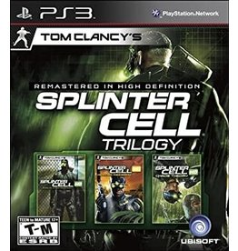Playstation 3 Splinter Cell Classic Trilogy HD (Sealed)
