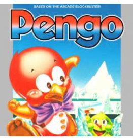 Atari 5200 Pengo (Cart Only, Damaged Label)