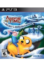 Playstation 3 Adventure Time: The Secret of the Nameless Kingdom (CiB)