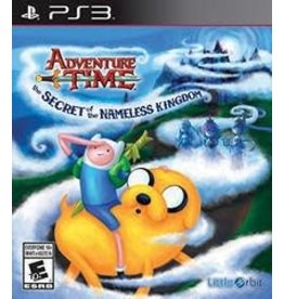 Playstation 3 Adventure Time: The Secret of the Nameless Kingdom (No Manual)
