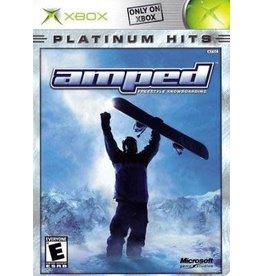 Xbox Amped Freestyle Snowboarding (Platinum Hits, CiB)
