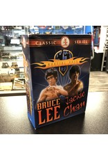 Cult and Cool Bruce Lee Jackie Chan Classic Series 4 DVD Set