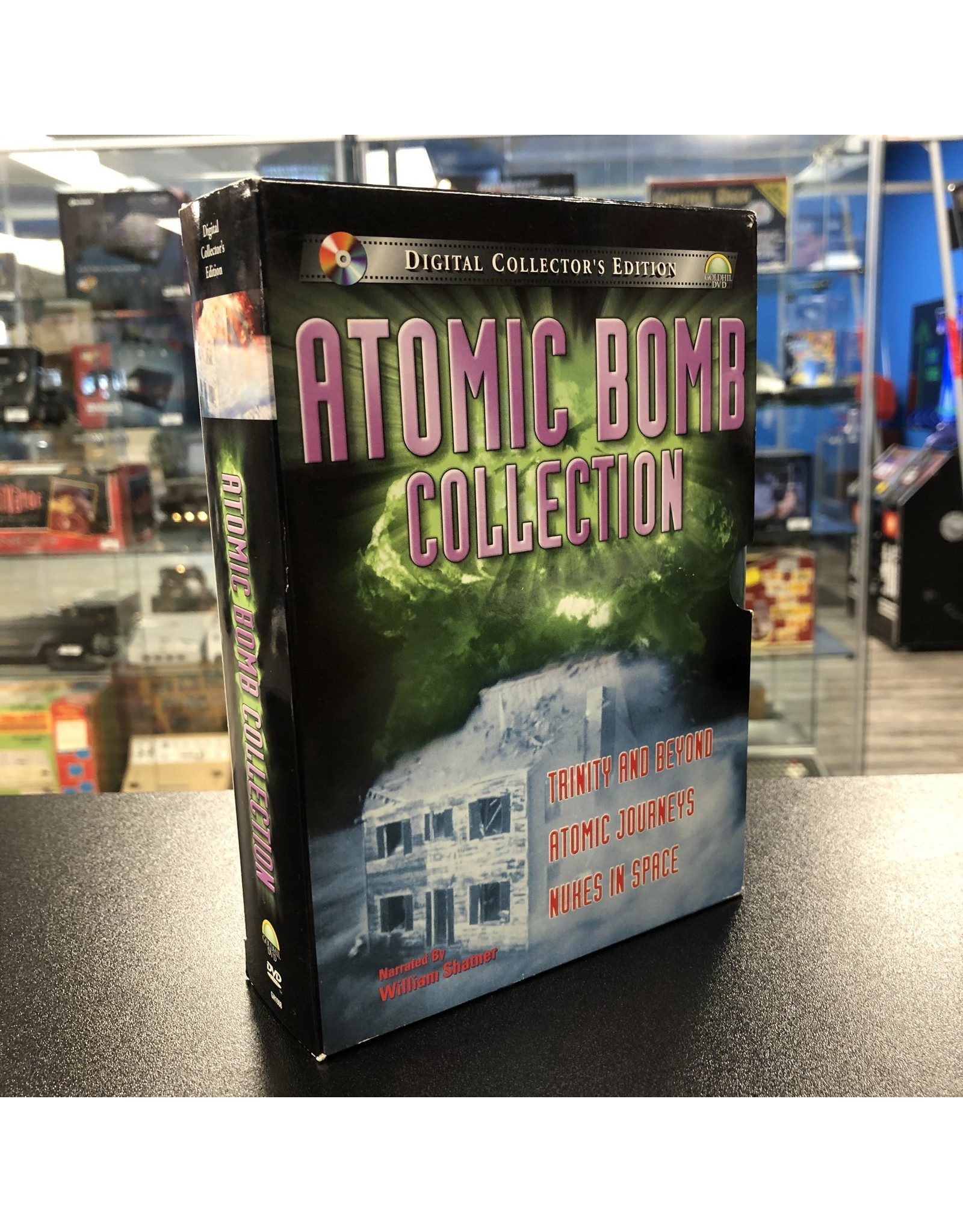 Cult and Cool Atomic Bomb Collection