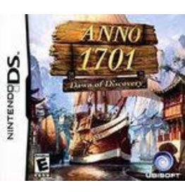Nintendo DS ANNO 1701: Dawn of Discovery (Cart Only)