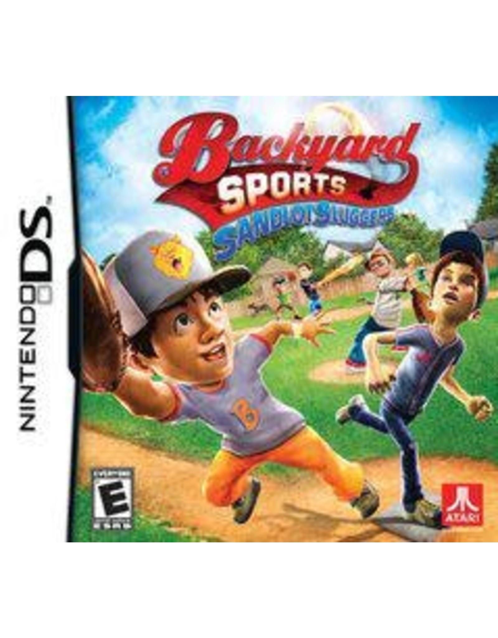 Nintendo DS Backyard Sports: Sandlot Sluggers (Cart Only)