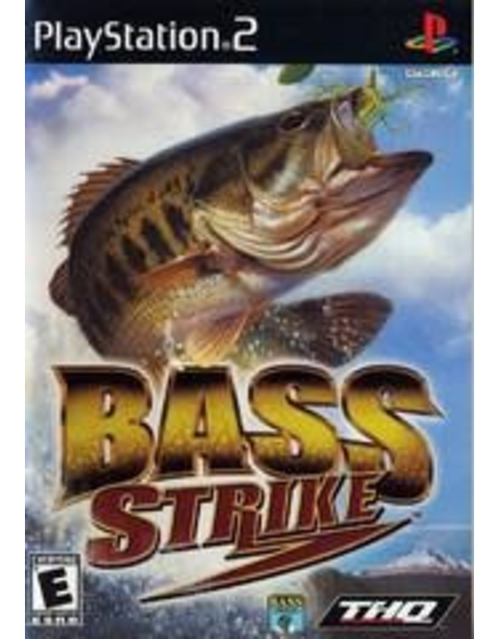 Playstation 2 Bass Strike (CiB)