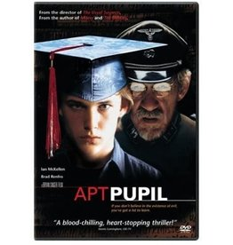 Horror Cult Apt Pupil