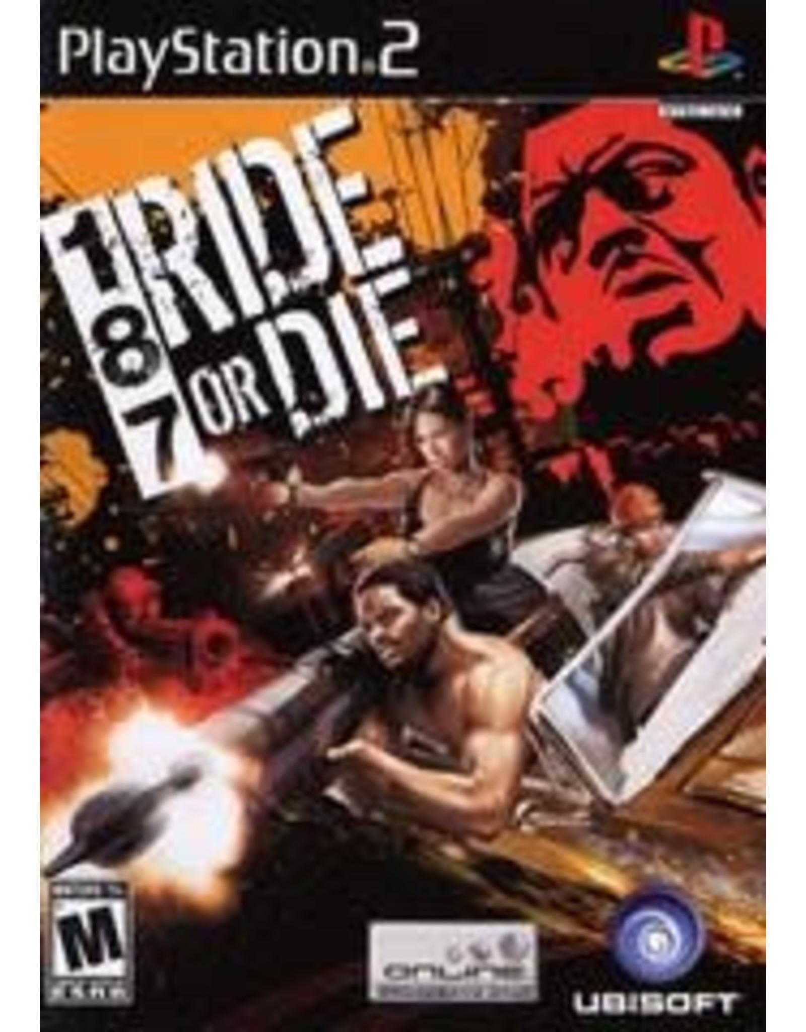 Playstation 2 187 Ride or Die (CiB)