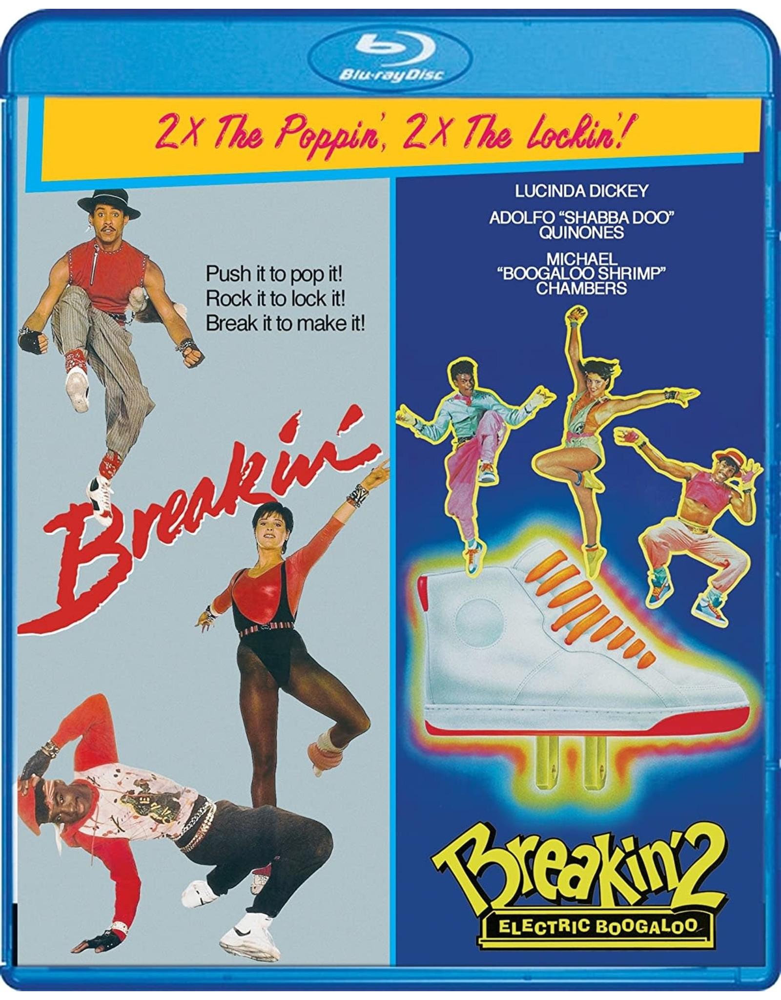 Cult and Cool Breakin' / Breakin' 2 Electric Boogaloo