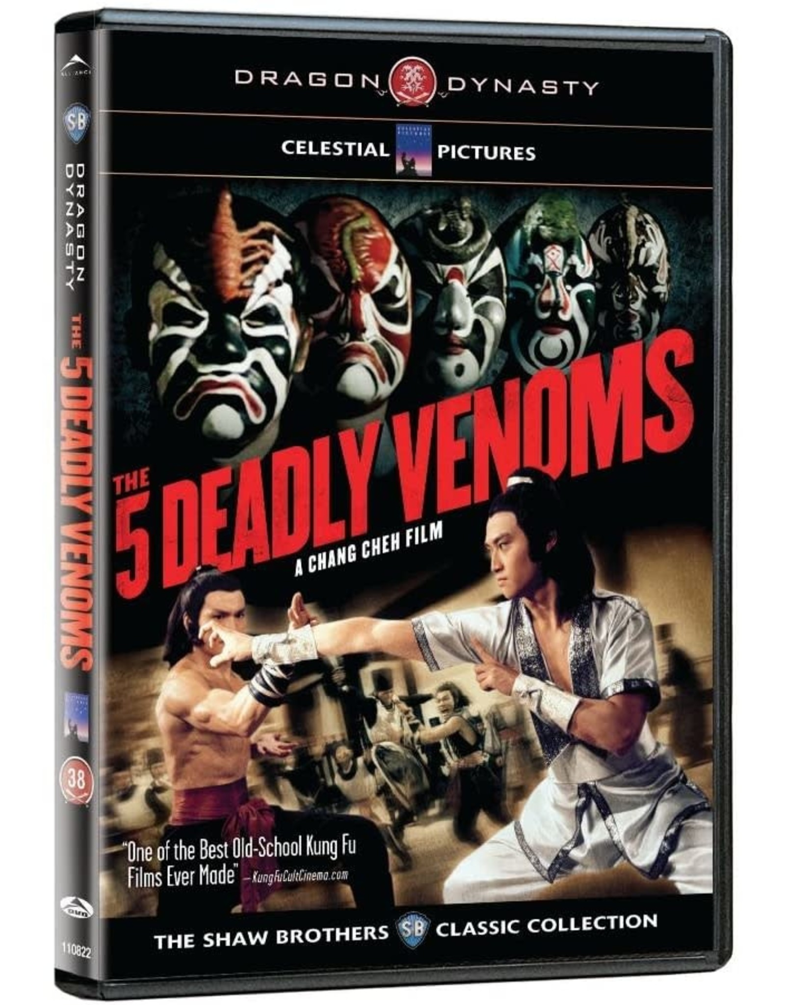 Cult and Cool 5 Deadly Venoms, The