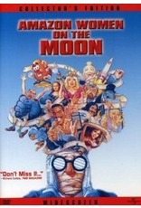 Cult and Cool Amazon Women on the Moon