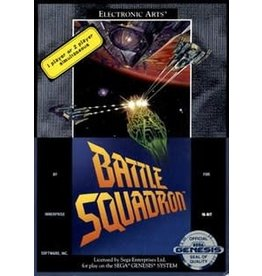 Sega Genesis Battle Squadron (Cart Only)