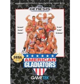 Sega Genesis American Gladiators (Cart Only)