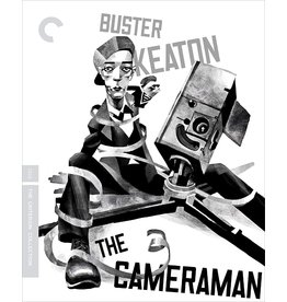 Criterion Collection Cameraman, The Criterion Collection (Brand New)