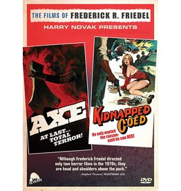 Horror Cult Axe / Kidnapped Coed Severin (Brand New)
