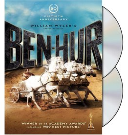Film Classics Ben-Hur 50th Anniversary 2-Disc