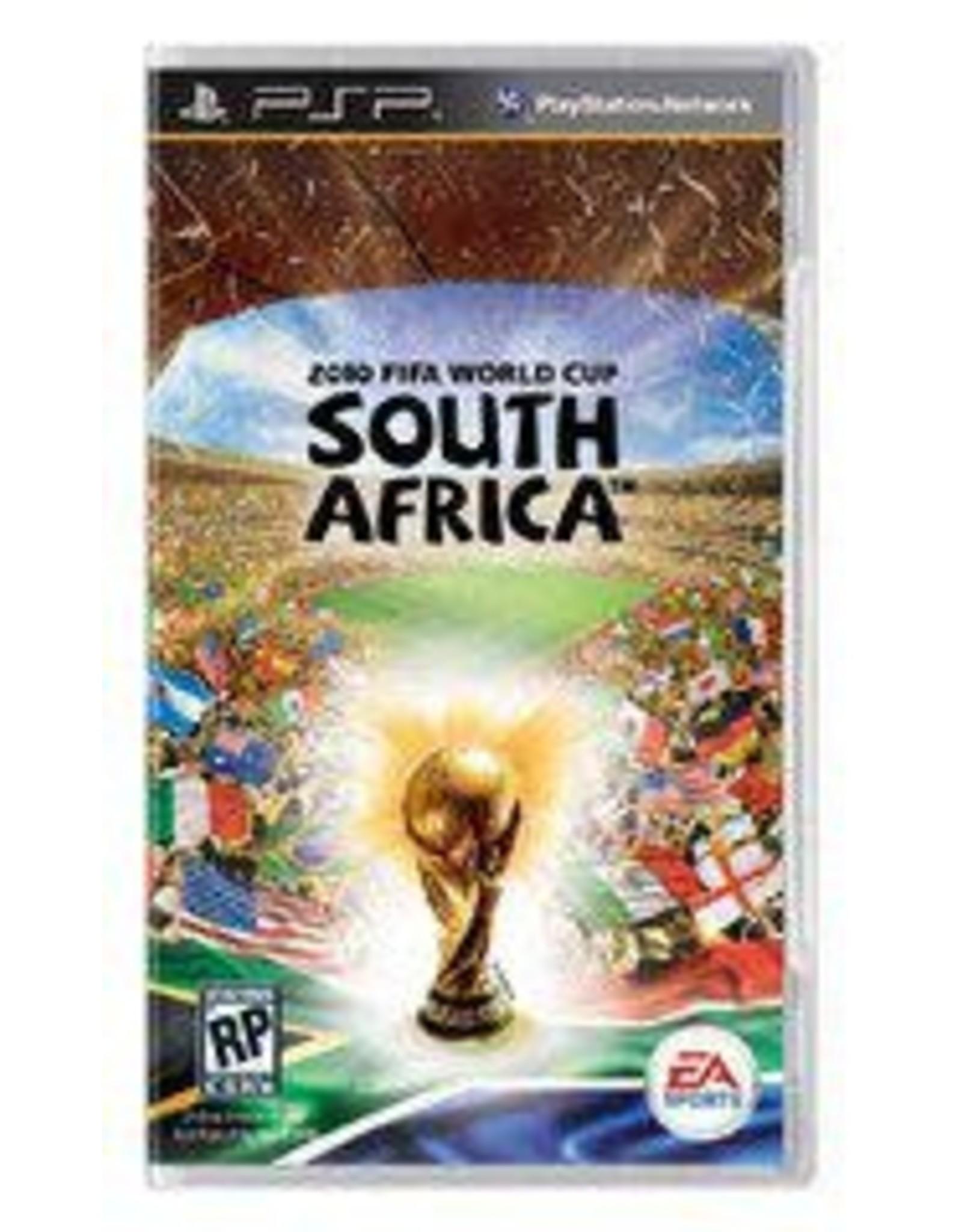 PSP 2010 Fifa World Cup: South Africa (CiB)