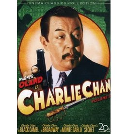 Film Classics Charlie Chan Collection Vol 3