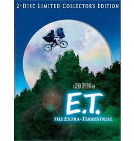 Film Classics ET The Extra-Terrestrial 2-Disc Limited Collector's Edition