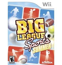 Wii Big League Sports: Summer (CiB)