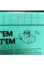 Atari 2600 Beat'Em And Eat'Em (Brand New Factory Sealed)