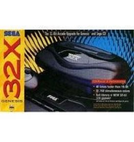 Sega 32X Sega 32X Unit (Boxed, No Manual)