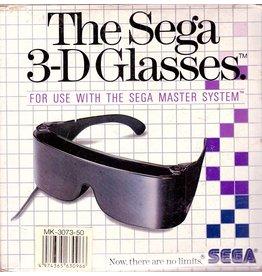 Sega Master System 3D Glasses (Master System, Broken Hinges)