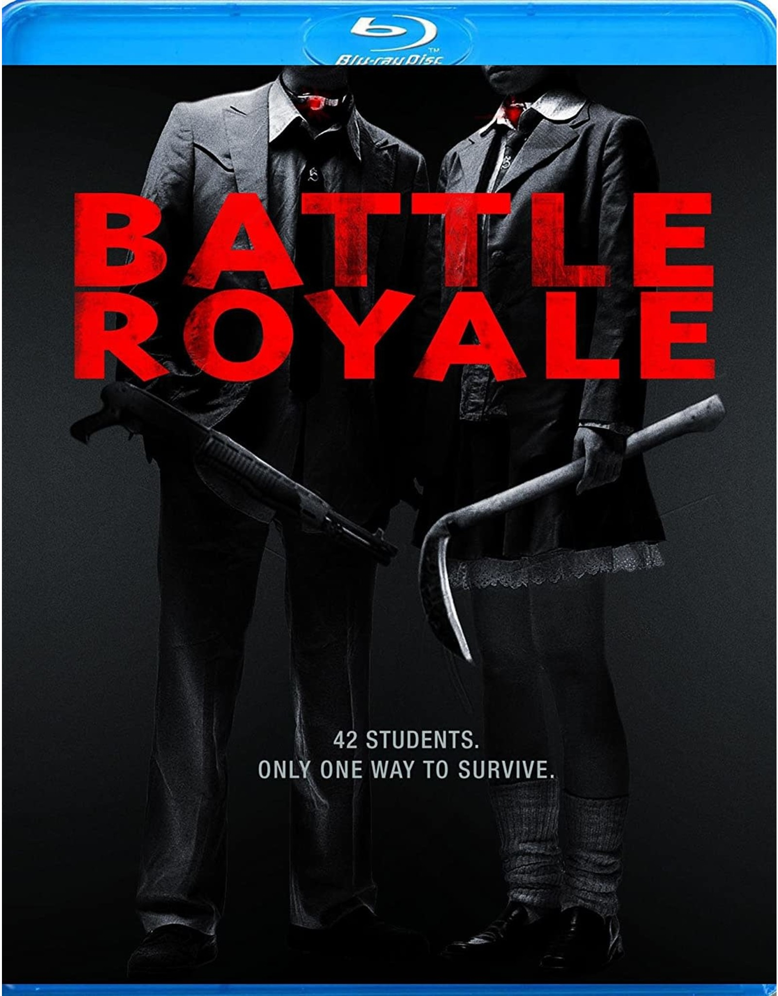 Horror Cult Battle Royale