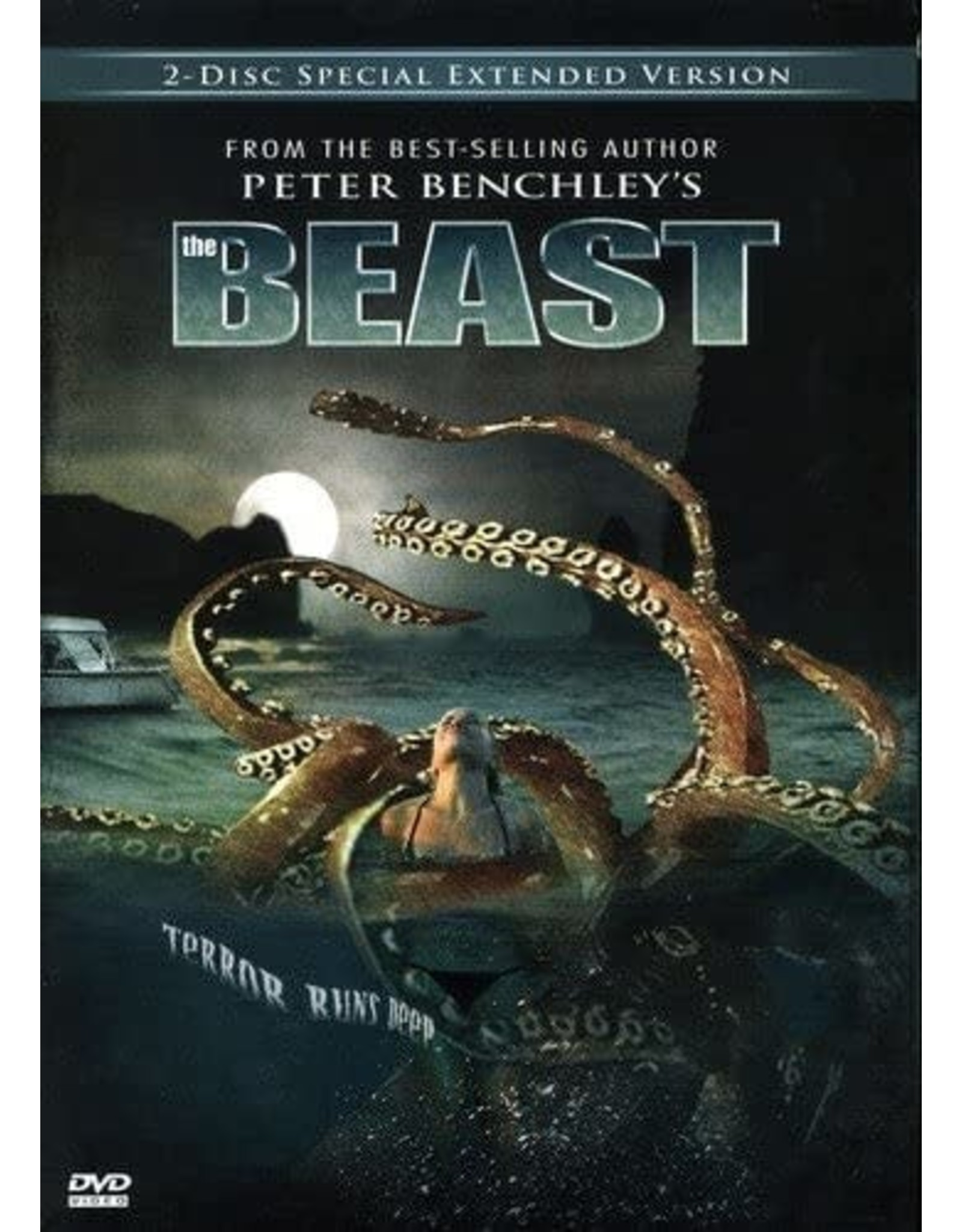 Horror Cult Beast, The 2-Disc Special Extended Version