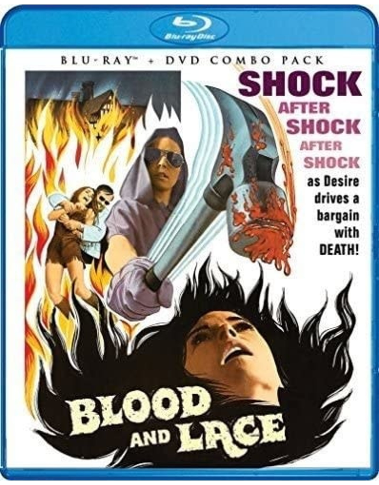 Horror Cult Blood And Lace