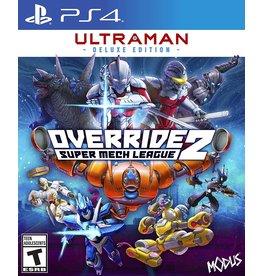 Playstation 4 Override 2 Ultraman Deluxe Edition