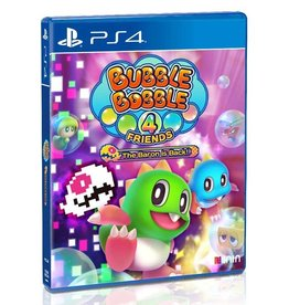 Playstation 4 Bubble Bobble 4 Friends The Baron is Back! PS4