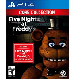 Playstation 4 Five Nights at Freddy's Core Collection PS4