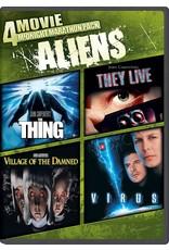 Horror Cult 4 Movie Midnight Marathon Pack - Aliens