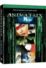 Anime Animatrix, The Complete DVD and CD Album Collection