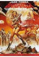 Cult and Cool Barbarella Queen of the Galaxy