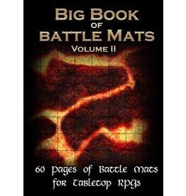 Dungeons & Dragons Big Book of Battle Mats Volume II