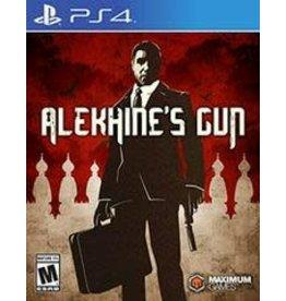 Playstation 4 Alekhine's Gun (CiB)