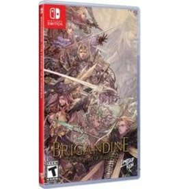 Nintendo Switch Brigandine: The Legend of Runersia (Used, LRG #71)