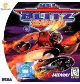 Sega Dreamcast NFL Blitz 2000 (CiB)