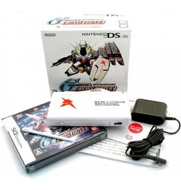 Nintendo DS Ds Lite Console SD Gundam G Generation Console (Game Included, No Game Case, Consignment)