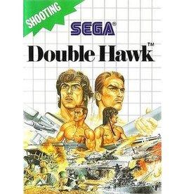 Sega Master System Double Hawk (Damaged Sleeve, Boxed, No Manual, PAL Import)