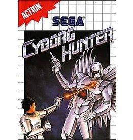 Sega Master System Cyborg Hunter (Boxed, No Manual)