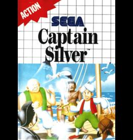 Sega Master System Captain Silver (PAL Boxed, No Manual)
