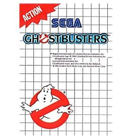 Sega Master System Ghostbusters (Cart Only)