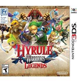 Nintendo 3DS Hyrule Warriors Legends (New)